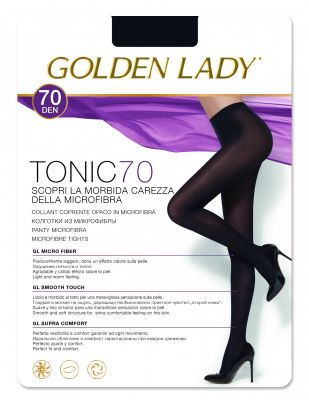 Колготки Golden Lady Tonic 70 den 2-5