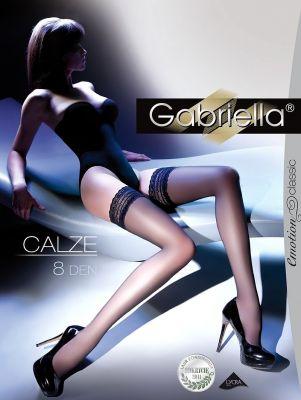 Чулки Gabriella Calze 8 den
