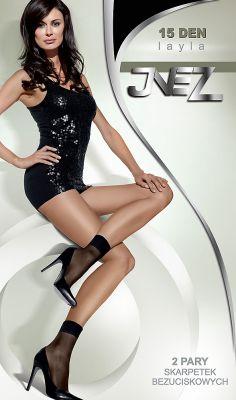 Носки Inez Layla 15 den