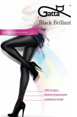 Колготки Gatta Black Brillant