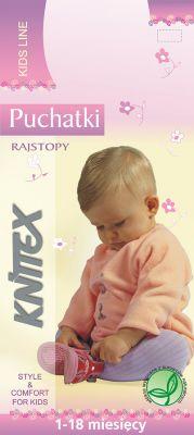 Колготки Knittex Puchatki 68-86