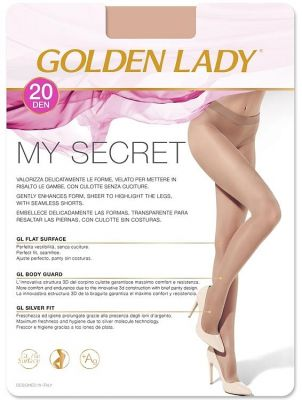 Колготки Golden Lady My Secret 20 den 2-5