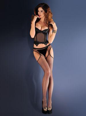 Колготки Gabriella Erotica 151 636 Strip Panty 1-4