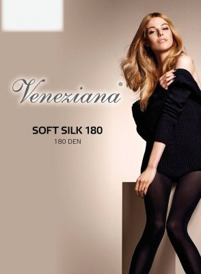 Колготки Veneziana Soft Silk 180 den 2-4