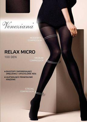 Колготки Veneziana Relax Micro 100 den