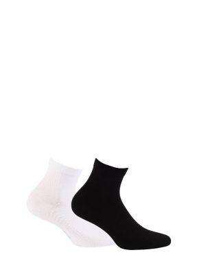 Укороченные носки Wola W94.3N4 AG+