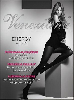 Колготки Veneziana Energy 70 den 2-4