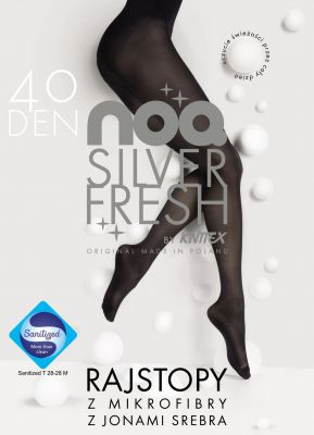 Колготки Knittex Silver Fresh 40 den