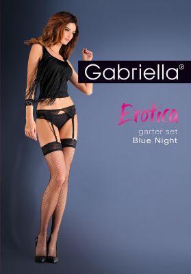 Комплект Gabriella Erotica Blue Night 219