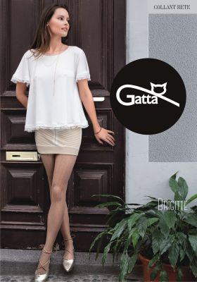 Колготки Gatta Brigitte wz.12 Rete kabaretka 1-4