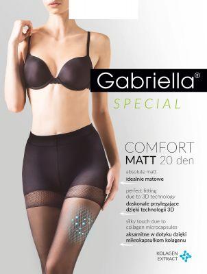 Колготки Gabriella Comfort Matt 479 20 den 2-4