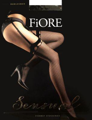 Чулки Fiore do pasa O 4056 Burlesque Kabaretka 2-4