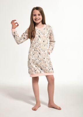 Сорочка Cornette Kids Girl 942/120 Polar Bear 3 dł/r 86-128