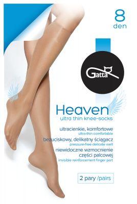 Гольфы Gatta Heaven 8 den A'2