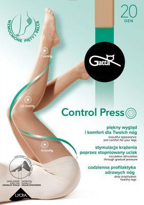 Колготки Gatta Control Press 20 den 2-5