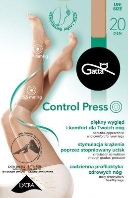 Гольфы Gatta Control Press 20 den