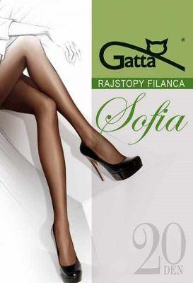 Колготки Gatta Sofia Elastil 20 den 2-S