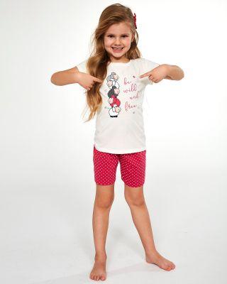 Пижама Cornette Kids Girl 787/82 Be Wild kr/r 86-128