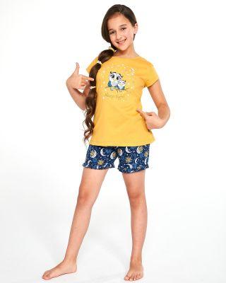 Пижама Cornette Kids Girl 488/86 Owls kr/r 86-128
