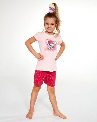 Пижама Cornette Kids Girl 787/85 Little Mouse kr/r 86-128