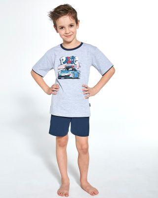 Пижама Cornette Kids Boy 473/89 Police kr/r 86-128