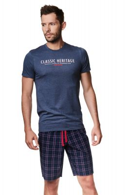 Пижама Henderson 39243 Myth kr/r M-XL