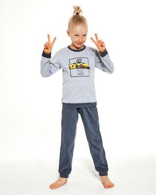 Пижама Cornette Kids Boy 477/126 Team dł/r 86-128