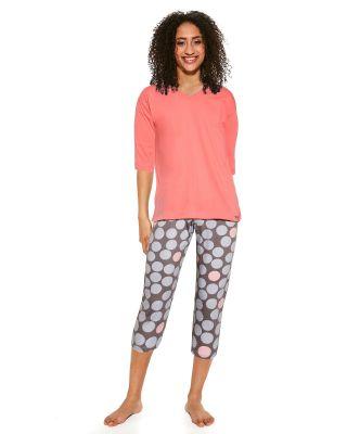 Пижама Cornette 451/299 Mary 3/4 3XL-5XL