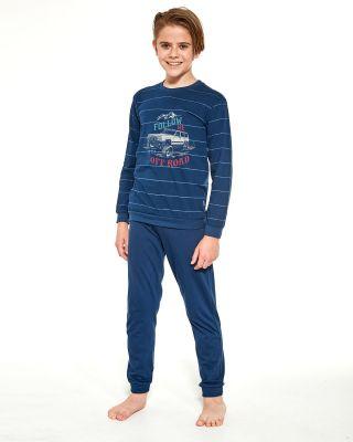 Пижама Cornette Kids Boy 478/124 Follow Me dł/r 86-128