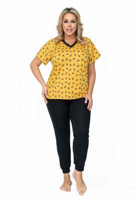 Пижама Donna Queen Plus kr/r 3XL-6XL