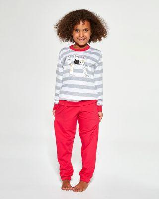 Пижама Cornette Kids Girl 474/149 Hello dł/r 86-128
