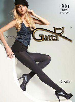 Колготки Gatta Rosalia 300 den 5-XL