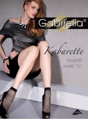 Носки Gabriella kabaretki 151